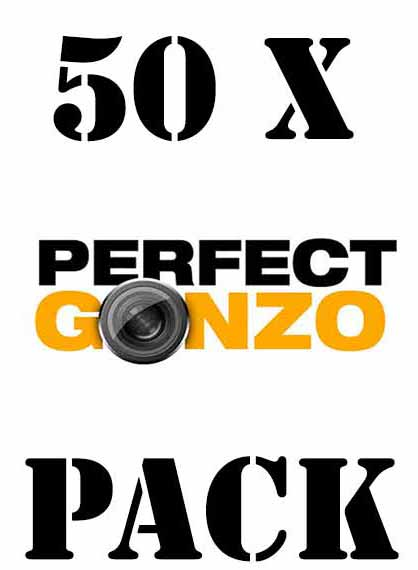 Gdn Packs 50xperfect Gonzo