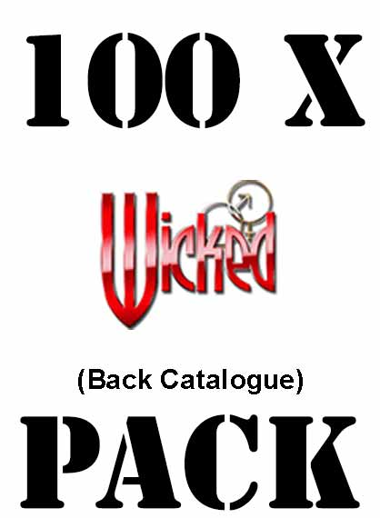 Gdn Packs 100x Wicked Back