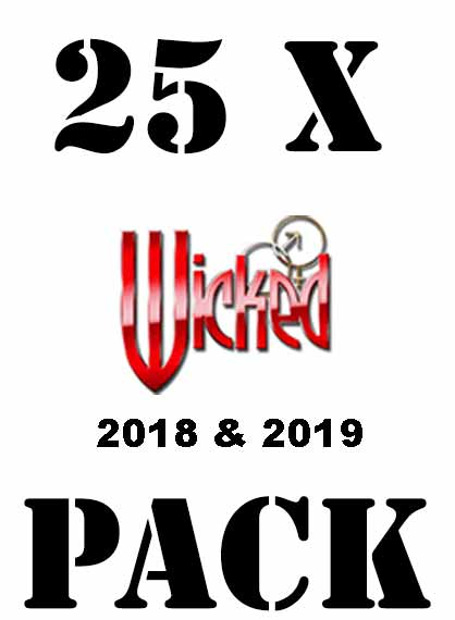 Gdn Packs 25xwicked 2018 2019