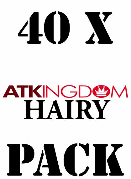 Gdn Pack 40 Atk Empire Hairy