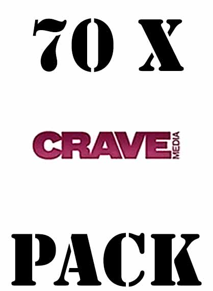 Gdn Pack 70xcrave