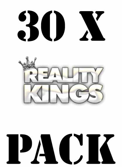 Gdn Pack 30x Reality Kings
