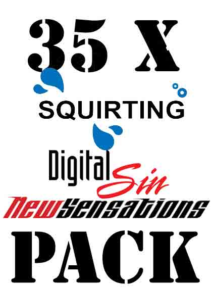 Gdn Pack Squirting