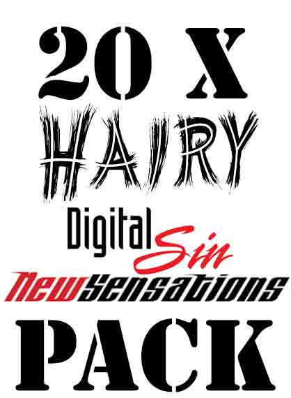 Gdn Pack 20xhairy